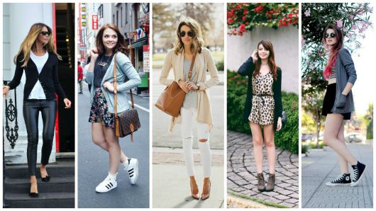 Cardigan feminino: modelos, looks e customização!