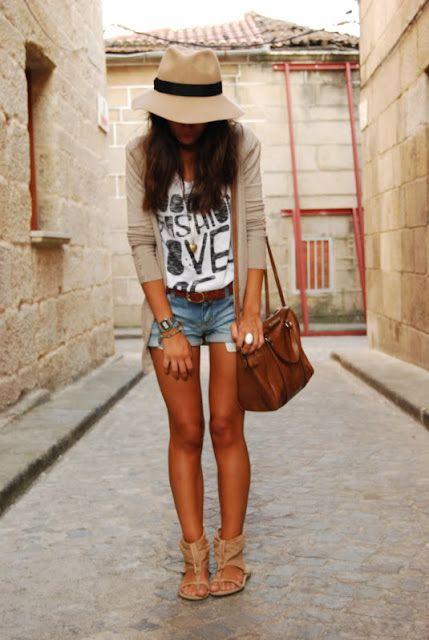 look com short