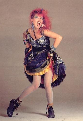 cindy roupas anos 80