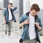 Camisa Jeans Masculina: 80 looks para combinar e arrasar!