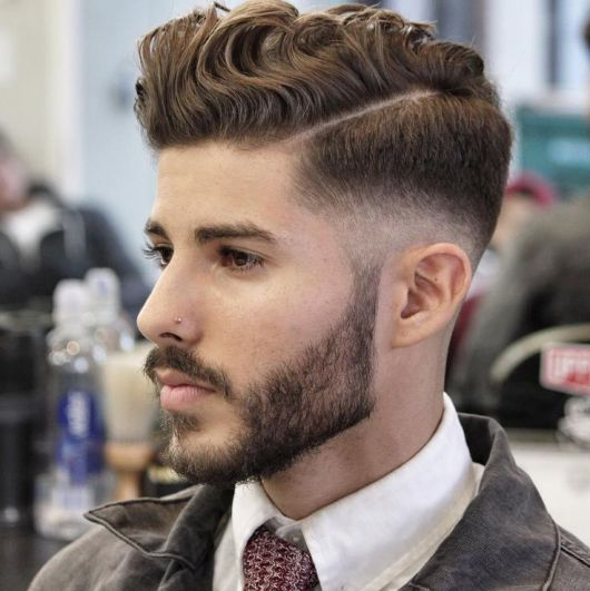 estilo penteado moderno