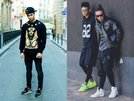 estilo swag como usar
