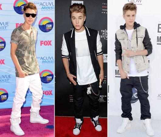 estilo swag masculino justin