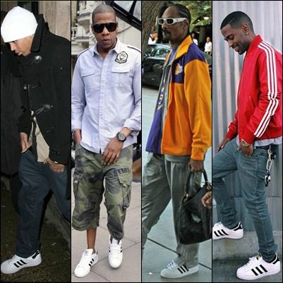 estilo swag masculino rappers