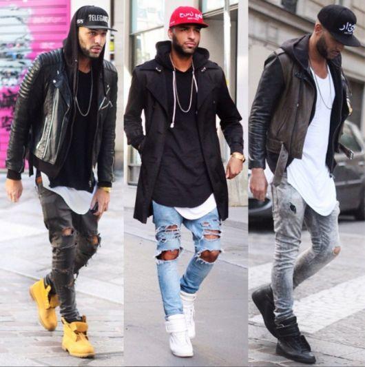 estilo swag masculino roupas como usar