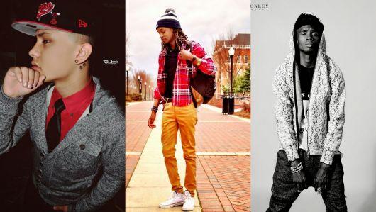 estilo swag masculino roupas