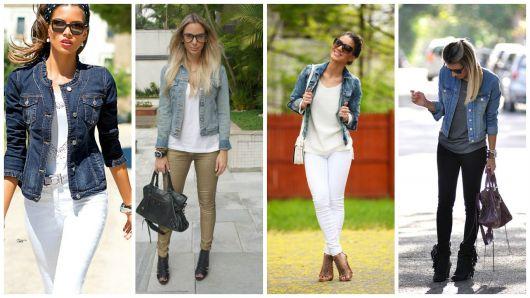 calça e jaqueta