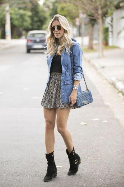 Jaqueta Jeans Feminina Modelos E Como Usar