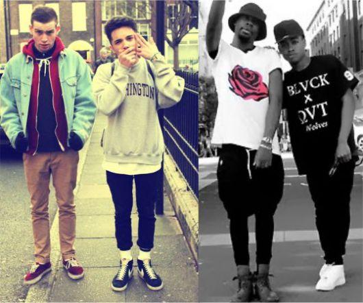 looks estilo swag