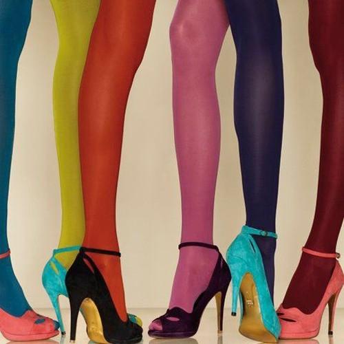 Meia calça colorida: como usar, dicas e truques