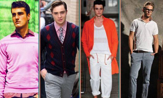 moda masculina anos 80