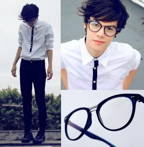 825a791fbc1e7 Parece difícil escolher o óculos de grau masculino perfeito para seu rosto  e estilo