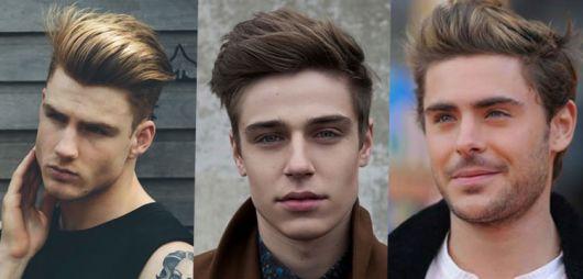 Penteados masculinos: 85 fotos para você mudar o visual!