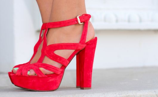 sandália meia pata modelos