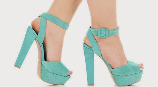 sandália meia pata é mais estável