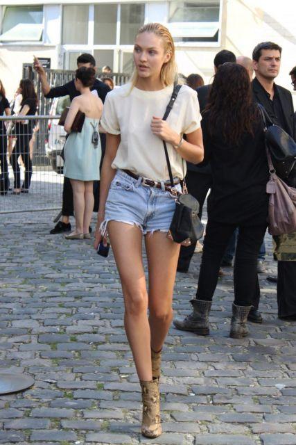 short hot pants jeans