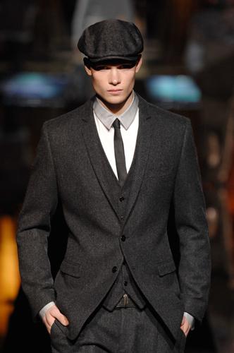 terno com colete gravata slim