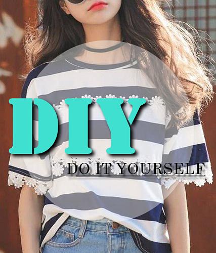 imagem de introdução para o tópico sobre como customizar blusas