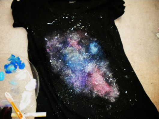 tutoriais de blusas customizadas