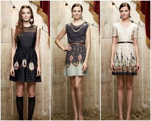 vestidos fofos para usar de dia