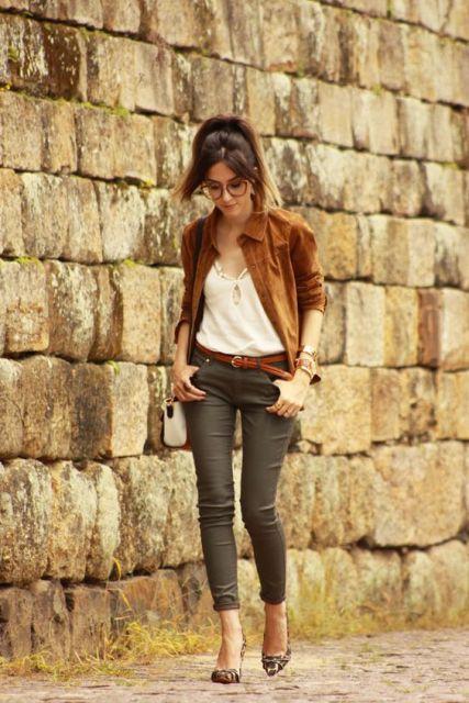 looks de verão com calça jeans