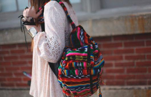 comprar mochila étnica