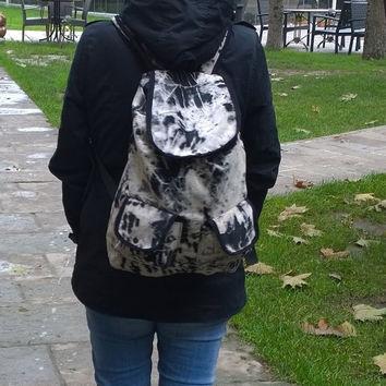 como combinar mochila étnica com roupa