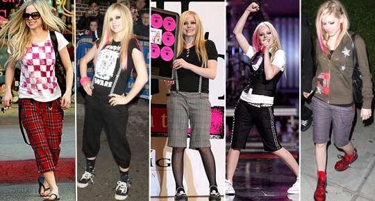 suspensório feminino na moda punk
