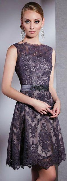 vestido de lese formal