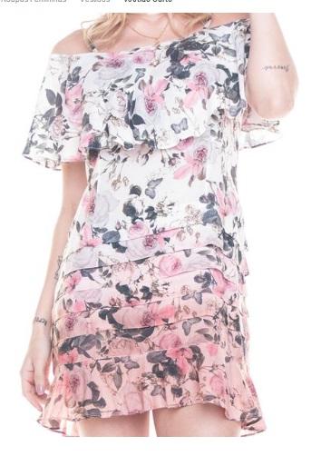 preços de vestidos fofos