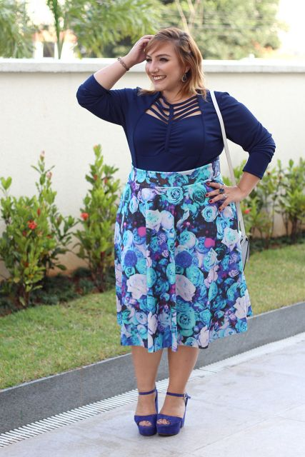 body feminino plus size