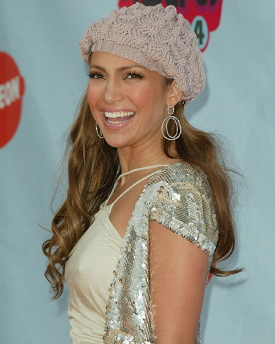 Jennifer Lopez arriving to the 17th Annual Nickelodeon Kids Choice Awards at the UCLA Pauley Pavilion in Westwood, California on April 3, 2004. Westwood, California Photo © Matt Baron/BEImages