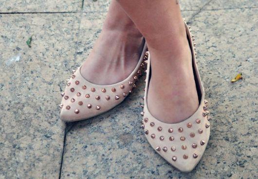 fotos de sapatilha com spikes