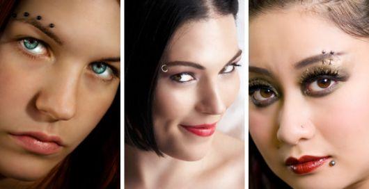 Piercing na sobrancelha: Como é feito, dicas e 30 modelos