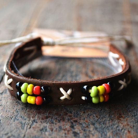 pulseiras hippie chiques e modernas