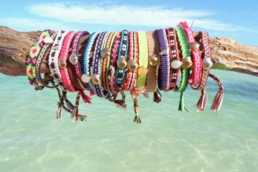comprar pulseiras hippie