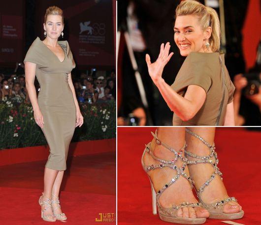 traje passeio completo feminino brilho sapato