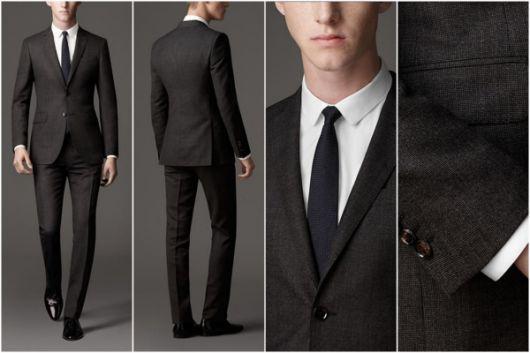 traje passeio completo masculino como usar