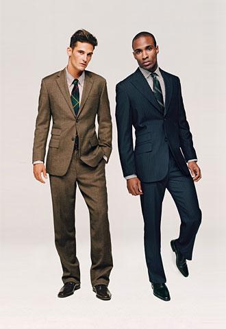 traje passeio completo masculino ousado