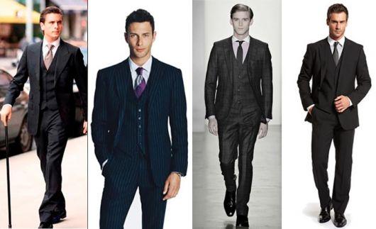 traje passeio completo masculino social