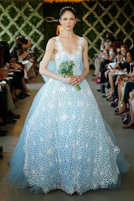 vestido de noiva de crochê bem rodado