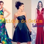 Vestidos de Cetim: 70 modelos e dicas de como usar!
