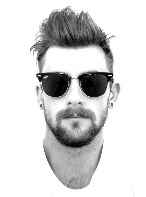 barba cerrada 1