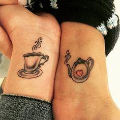 tatuagem mãe e filha combinada ideia