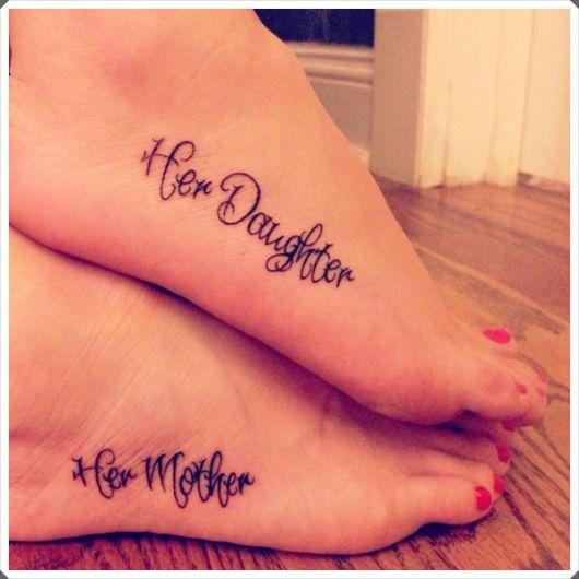 Tatuagem Mãe e Filha: 60 ideias incríveis e inspiradoras!
