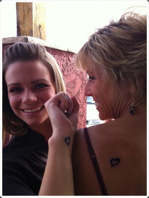 tatuagem mãe e filha