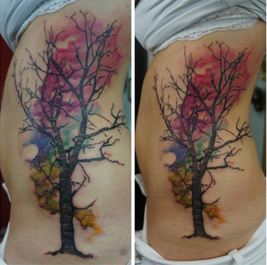 aquarela-tattoo-de-arvore