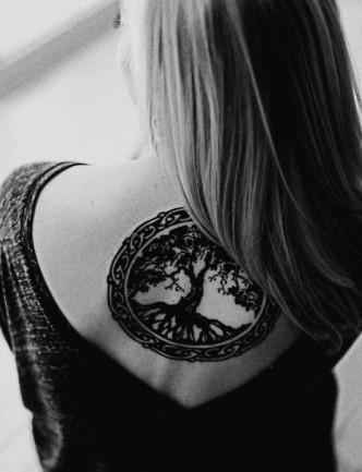 celta-tatuagem-de-arvore