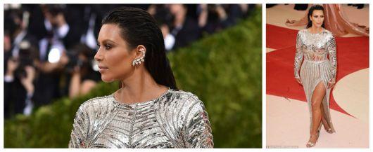brinco Kim Kardashian