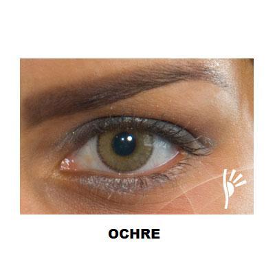 lentes-de-contato-ocre